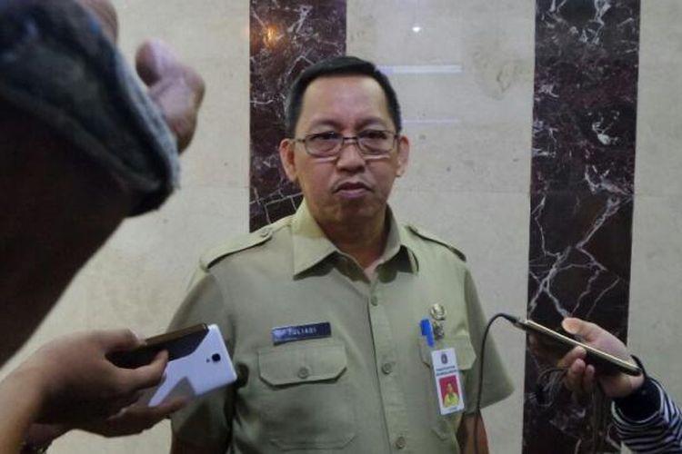 Sekretaris Dewan DKI Muhammad Yuliadi.