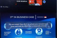 Prestasi Siswa, Indonesia Terbaik Kedua Olimpiade Ekonomi Internasional