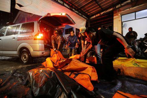 Update Tsunami Banten dan Lampung, 281 Meninggal, 1.016 Luka-Luka, dan 57 Hilang