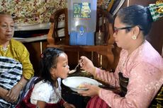 Melihat Tradisi Pekandeana Ana-ana Maelu, Memuliakan Anak Yatim Piatu di Baubau
