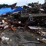 Tinjau Lokasi Gempa Mamuju, Jokowi: Bangunan Pemerintah dan Rumah-rumah Warga Roboh