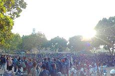 Mahasiswa 12 Perguruan Tinggi di Jabar Merapat ke Senayan untuk Berunjuk Rasa