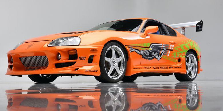 Toyota Supra 1994 Fast and Furios
