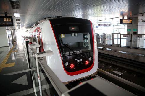 Kartu JakCard dan Jak Lingko Bisa Dipakai untuk Pembayaran LRT Jakarta