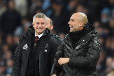 Man United Vs Man City, Bukan Hanya Tentang Solskjaer dan Guardiola