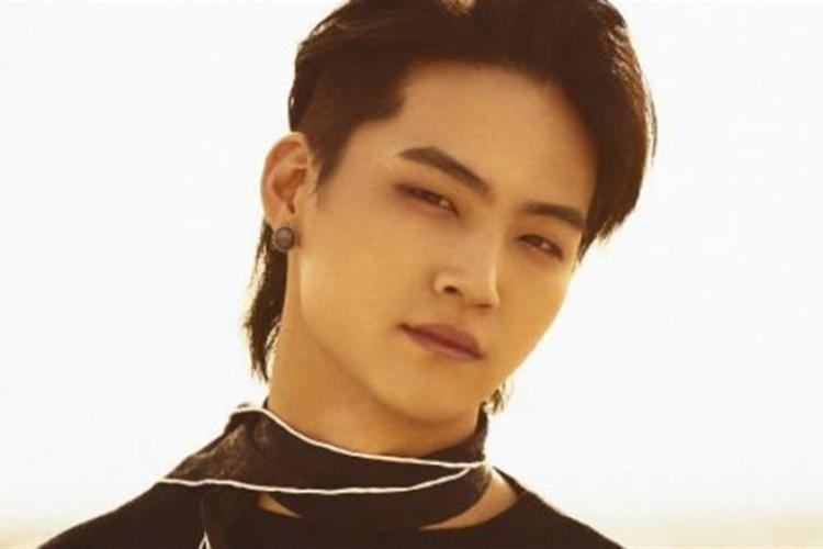 Leader boy group GOT7, Jay B alias JB