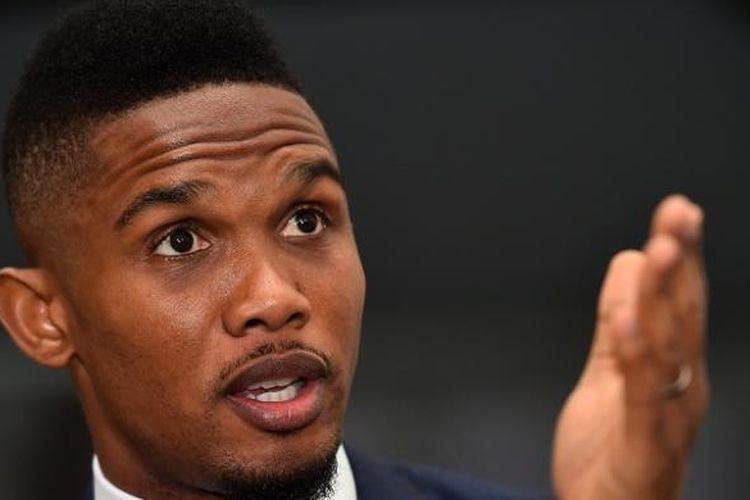 Penyerang asal Kamerun, Samuel Eto'o, memiliki harapan Antonio Conte bisa mengangkat prestasi Chelsea.