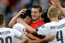 Hasil Kualifikasi Piala Eropa 2016: Kejutan Austria