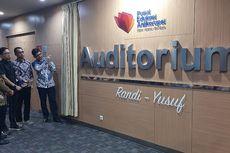 Nama Yusuf dan Randi Diabadikan di Ruangan Auditorium Gedung KPK