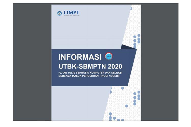 Informasi UTBK-SBMPTN 2020