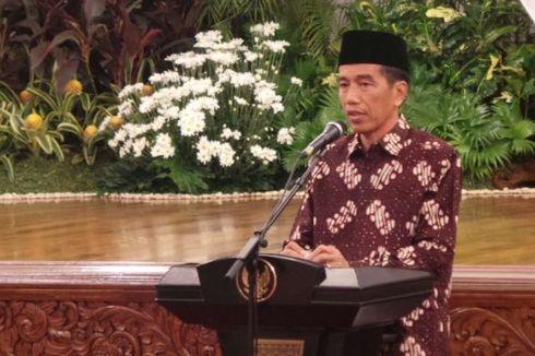 Kepada Semua Kepala Daerah, Jokowi Minta Tak Ada Toleransi untuk Kasus Narkoba