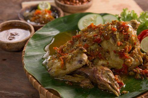 Apa Benar Bikin Ayam Betutu Gampang? Buktikan pada Live Instagram Kompas Travel bersama Chef Vindex