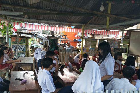 Mari Bantu Anak Miskin Makassar yang Belajar di Kuburan untuk Dapat Internet