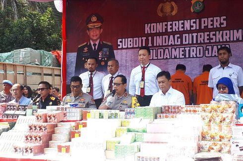Modus Penyelundupan Narkoba di Jakarta, Mulai Kemasan Mie Instan hingga Kotak Kosmetik