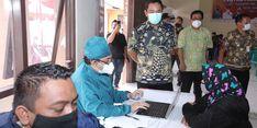 Percepat Herd Immunity, Pemkot Semarang Lakukan Vaksinasi Keliling