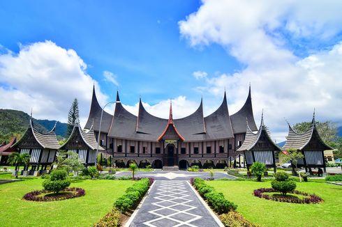 Rumah Gadang, Rumah Adat Minangkabau Sumatera Barat