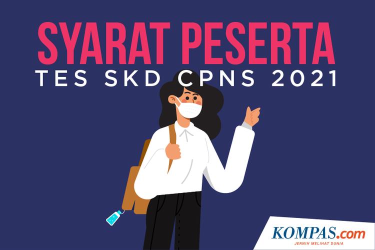 Syarat Peserta Tes SKD CPNS 2021