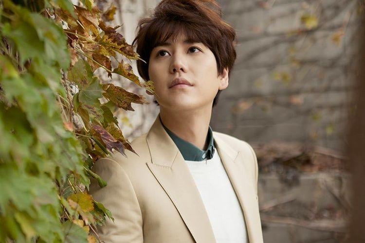 Member Super Junior Kyuhyun
