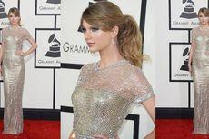 Gaun Taylor Swift Dianggap Terbaik di Acara Grammy Award