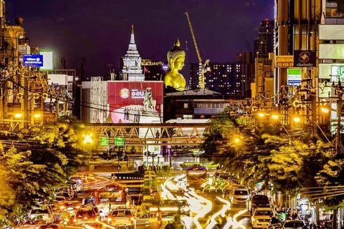 Thailand Punya Patung Buddha Raksasa Baru, Bisa Terlihat di Seluruh Ibu Kotanya