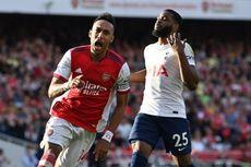 HT Arsenal Vs Tottenham - The Gunners