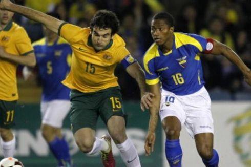 Australia Kehilangan Sang Kapten pada Piala Konfederasi