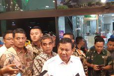 Selain Jenguk Wiranto, Prabowo Besuk Kivlan Zen