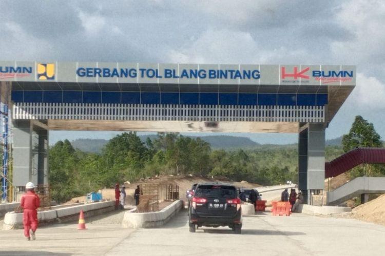 Jalan Tol Selesai Jarak Tempuh Pekanbaru Dumai Cuma 1 5 Jam Tol Banda Aceh Sigli Operasional 2021 Tribun Medan