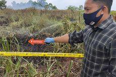 Polisi Mulai Selidiki Kasus Kebakaran Lahan di Ogan Ilir