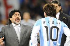 Maradona Menentang Putusan Pensiun Messi