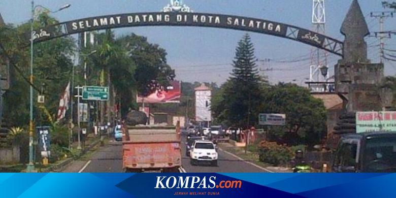 Kota Salatiga Serius Incar 5 Kecamatan Di Kabupaten Semarang