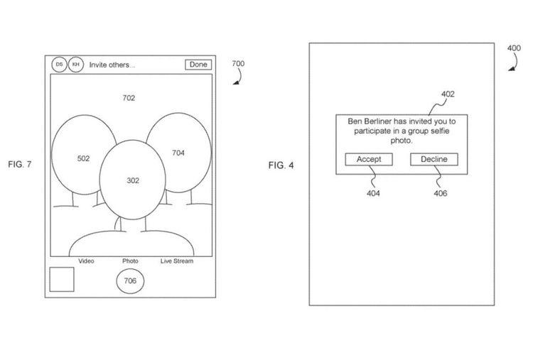Selfie Group Jarak Jauh Bagi Pengguna Apple
