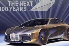 Janji BMW: Realisasi Mobil Otonomos 5 Tahun Lagi