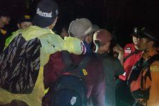 Evakuasi Warga yang Tersesat di Hutan Agam Berlangsung hingga Dini Hari Tadi