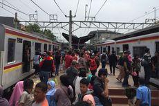 Kembali Beroperasi, KRL Lintas Duri-Tangerang Ada Sejam Sekali