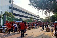 Suara Letusan Terdengar 5 Kali Usai Laga Persija Vs PSIS di Bekasi