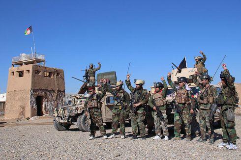ISIS Mengebom dan Serang Penjara di Afghanistan, Tahanan Kabur Massal