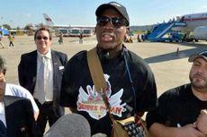 Mantan Bintang NBA, Dennis Rodman, Berteman dengan Pemimpin Korea Utara