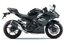 Diam-diam Kawasaki Rilis Dua Warna Baru Ninja 250, Harga Naik Sedikit