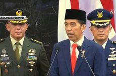 Presiden Jokowi Singgung Laporan