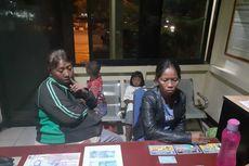 Dua Ibu Ditangkap karena Suruh Anak Kandungnya Mengemis
