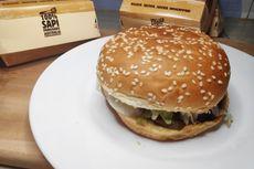 Mencoba Whopper Burger King Versi Baru, Diklaim 100 Persen Daging Sapi Panggang Australia