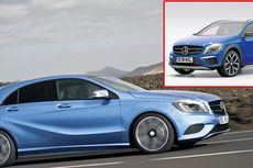 Inikah Pengganti Mercedes-Benz A Class?