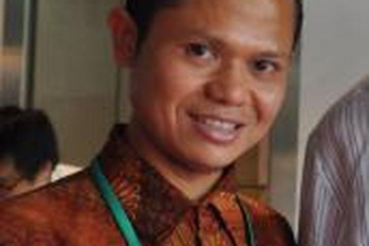 Nasruddin, Dosen Fikes Universitas Muhammadiyah Magelang.