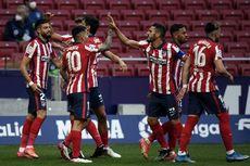 Hasil dan Klasemen La Liga Spanyol - Atletico Pesta Gol, Madrid Loyo