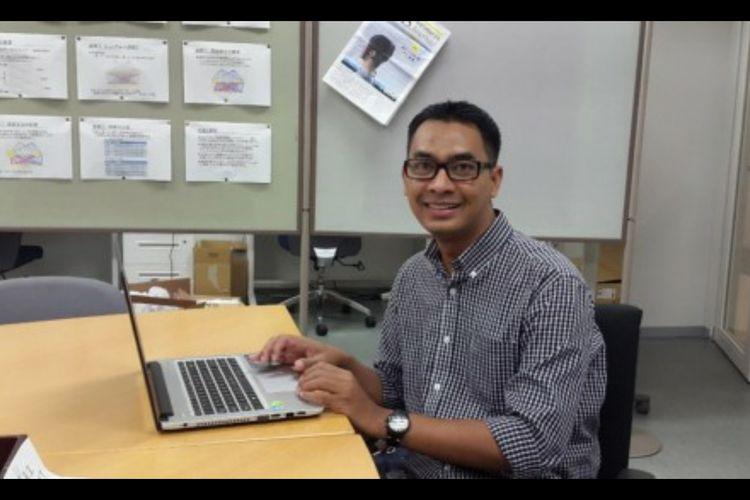 Heri Kuswanto guru besar termuda ITS