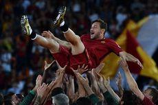 Mengenang Laga Terakhir Pesepak Bola Loyal Francesco Totti
