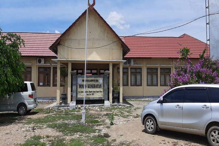 Kantor Dinkes Kabupaten Bima terpaksa ditutup selama 6 hari menyusul dua pegawai meninggal karena Covid-19.