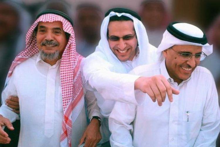 Tiga aktivis Arab Saudi Abdullah al-Hamid, Mohammad Fahad al-Qahtani dan Waleed Abu al-Khair memenangkan The Right Livelihood Award pada Senin (24/9/2018). (The Right Livelihood Award)