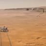 Helikopter NASA Ingenuity akan Terbang di Mars Bulan Depan